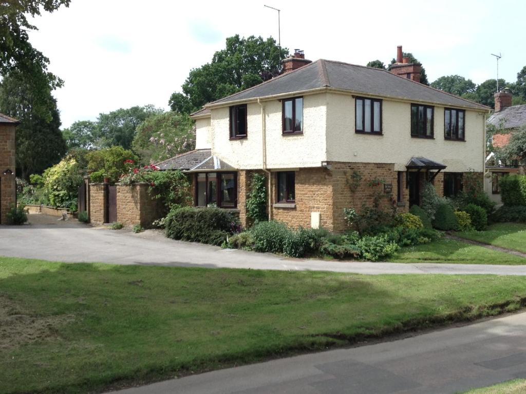 Threeways House in Daventry, Northamptonshire, England