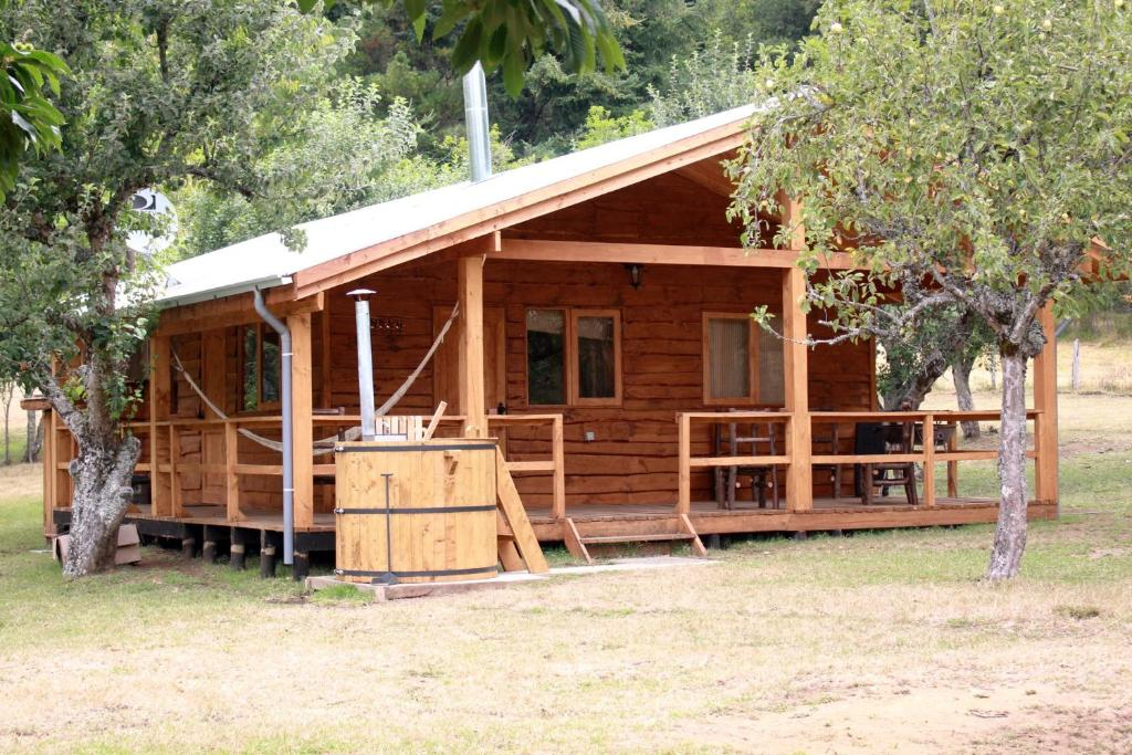 Karkú Lodge