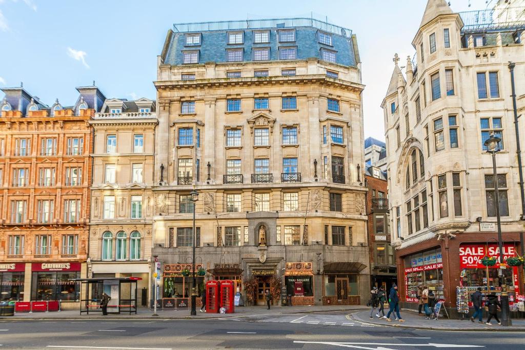 Trafalgar Square Apartments - Laterooms