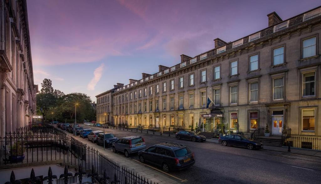 Hilton Edinburgh Grosvenor - Laterooms