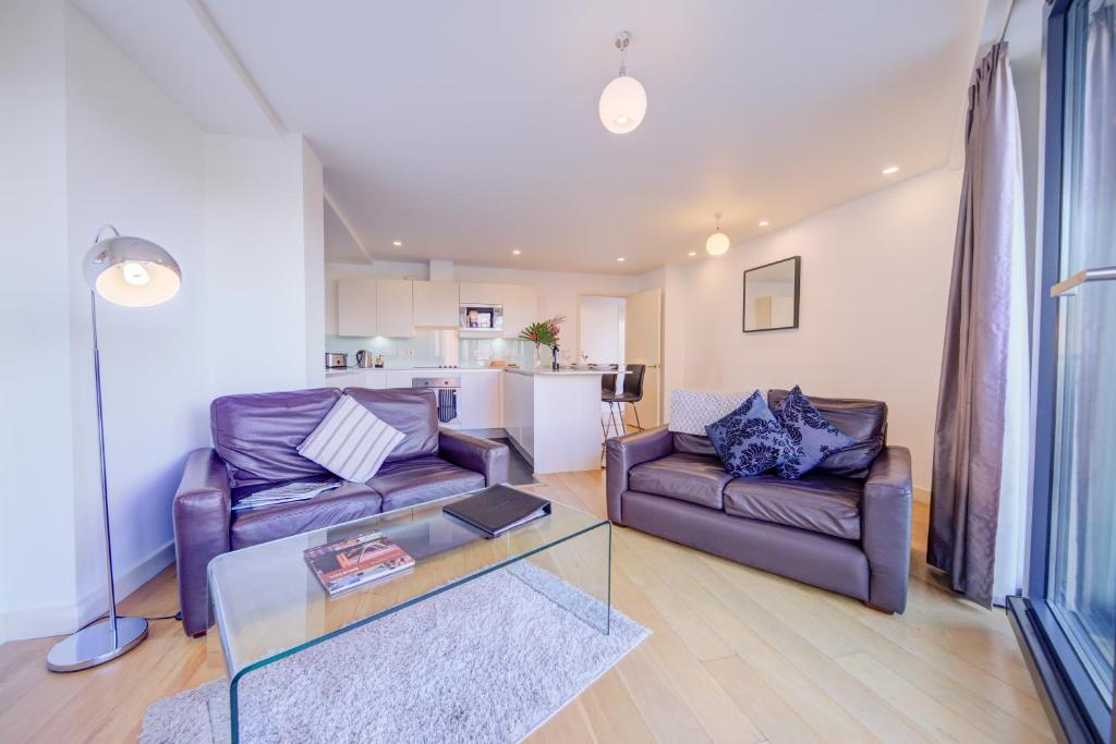 Cleyro Apartments - Finzels Reach - Laterooms