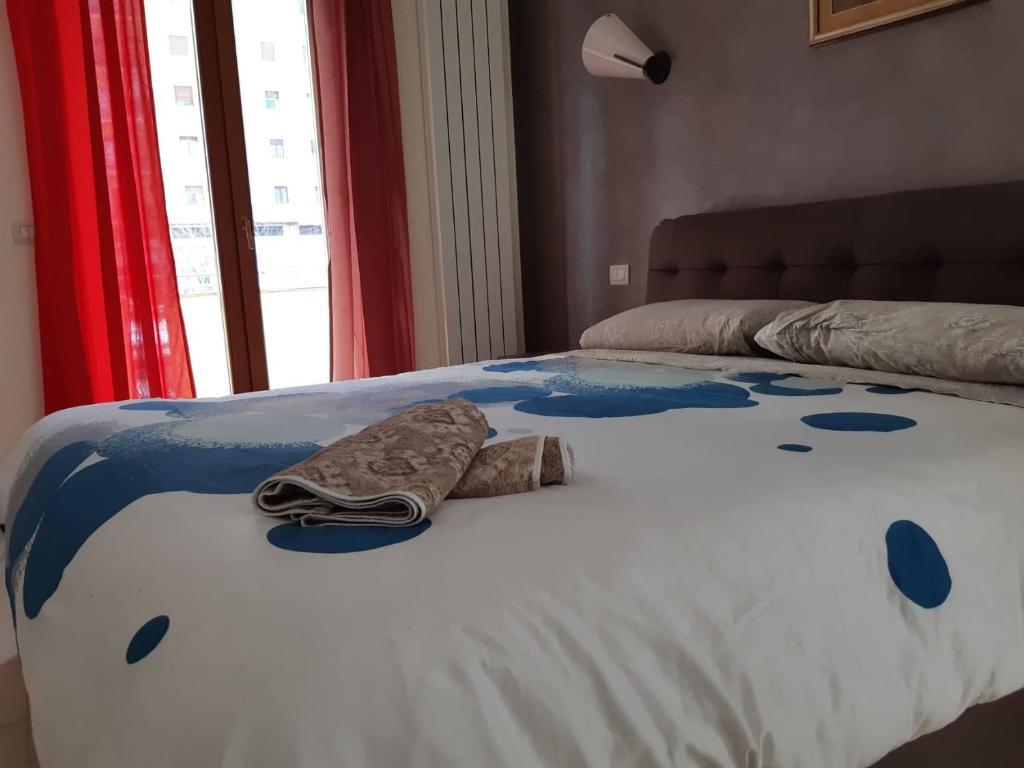 Letto o letti in una camera di Appartamento ANTARES
