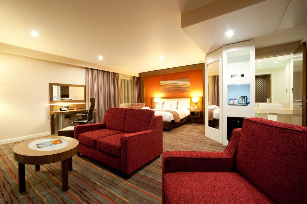 Holiday Inn DERBY - RIVERLIGHTS - Laterooms