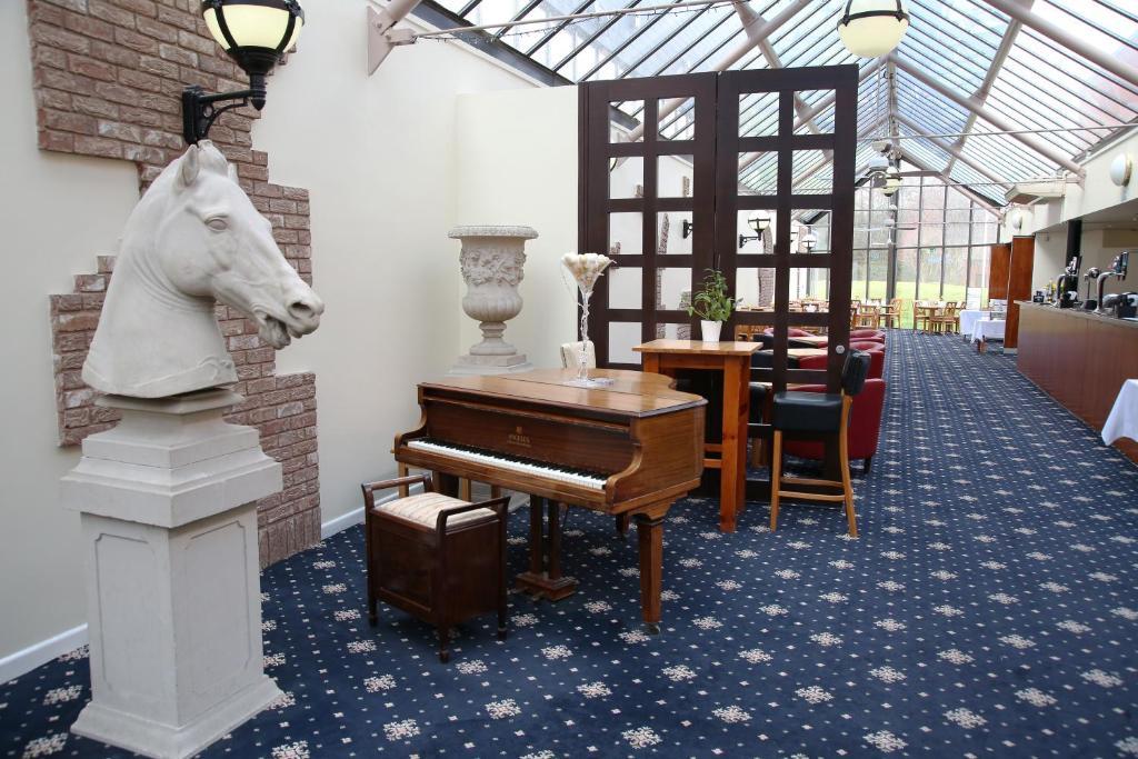 Hermitage Park Hotel - Laterooms