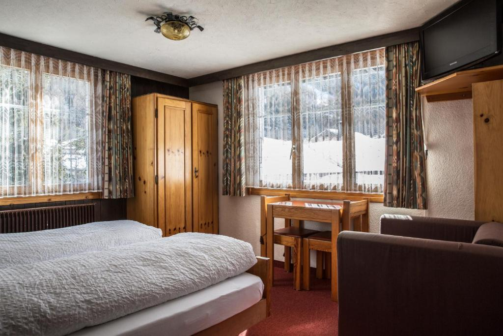 Hotel Burgener Saas-Fee, Switzerland