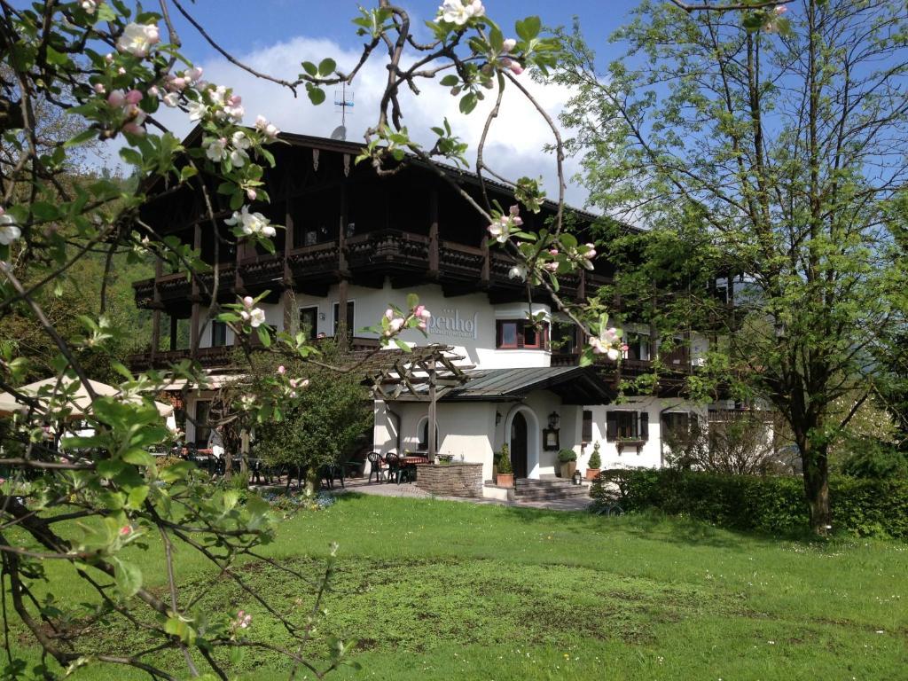 Alpenhof Landhotel Restaurant Oberaudorf, Germany