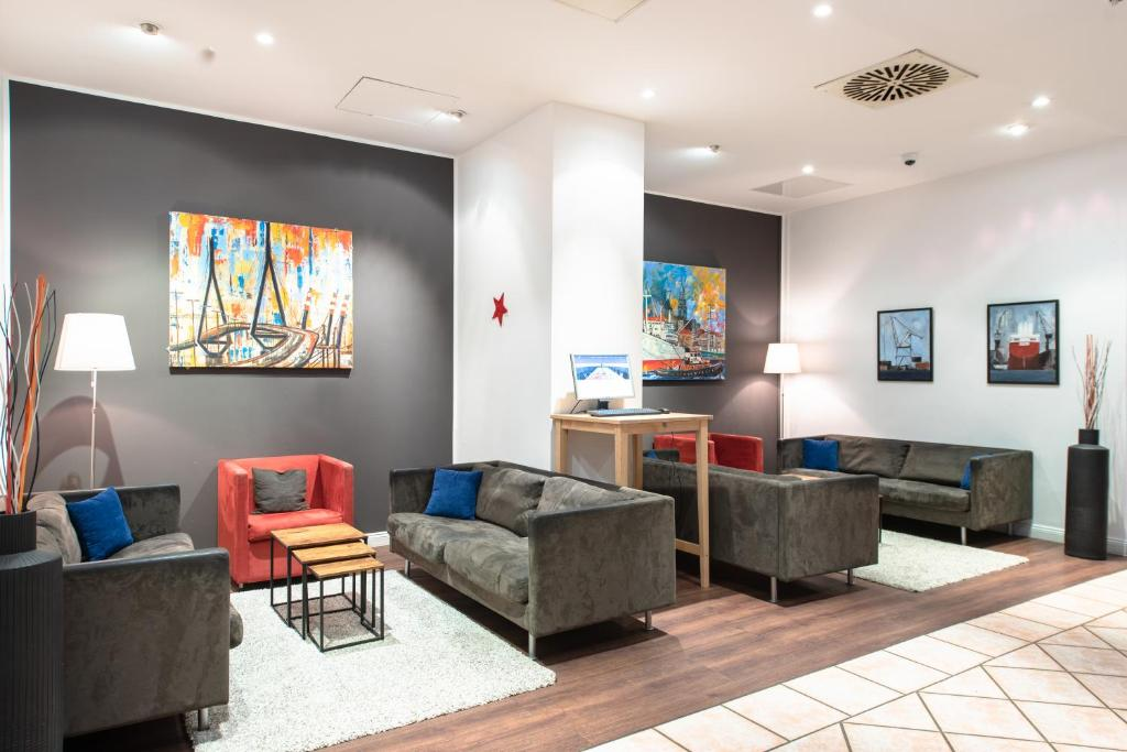 Zleep Hotel Hamburg City - Laterooms