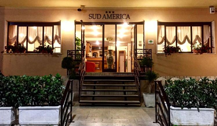 Hotel Sud America Fiuggi, Italy