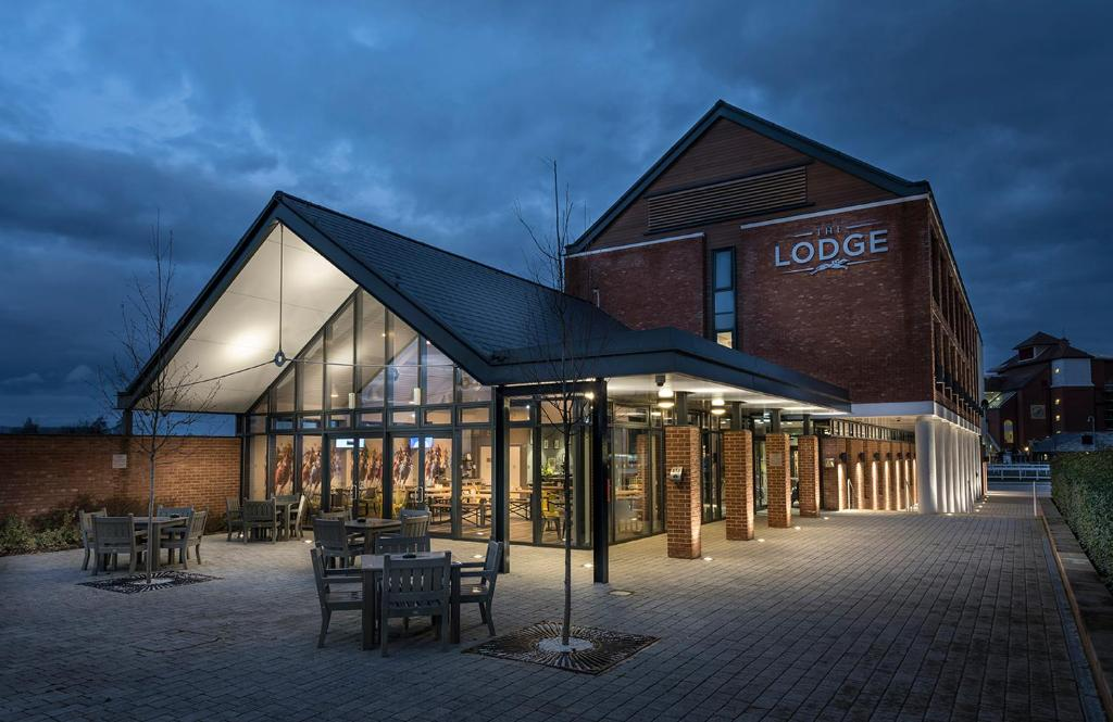 The Lodge - Laterooms
