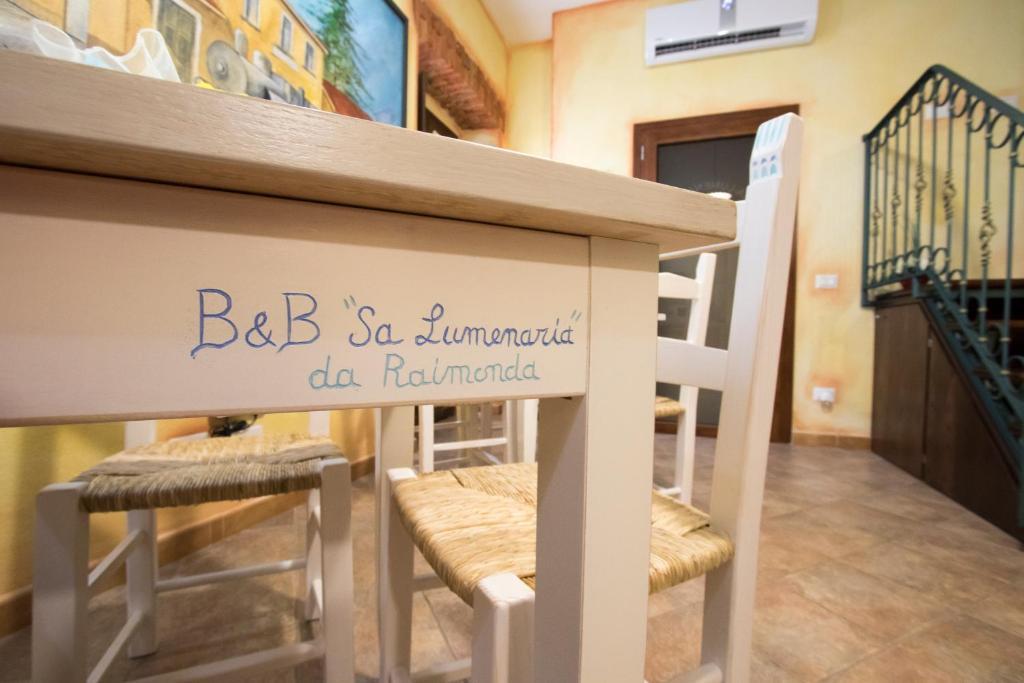"B&B Sa Lumenaria ""da Raimonda"""