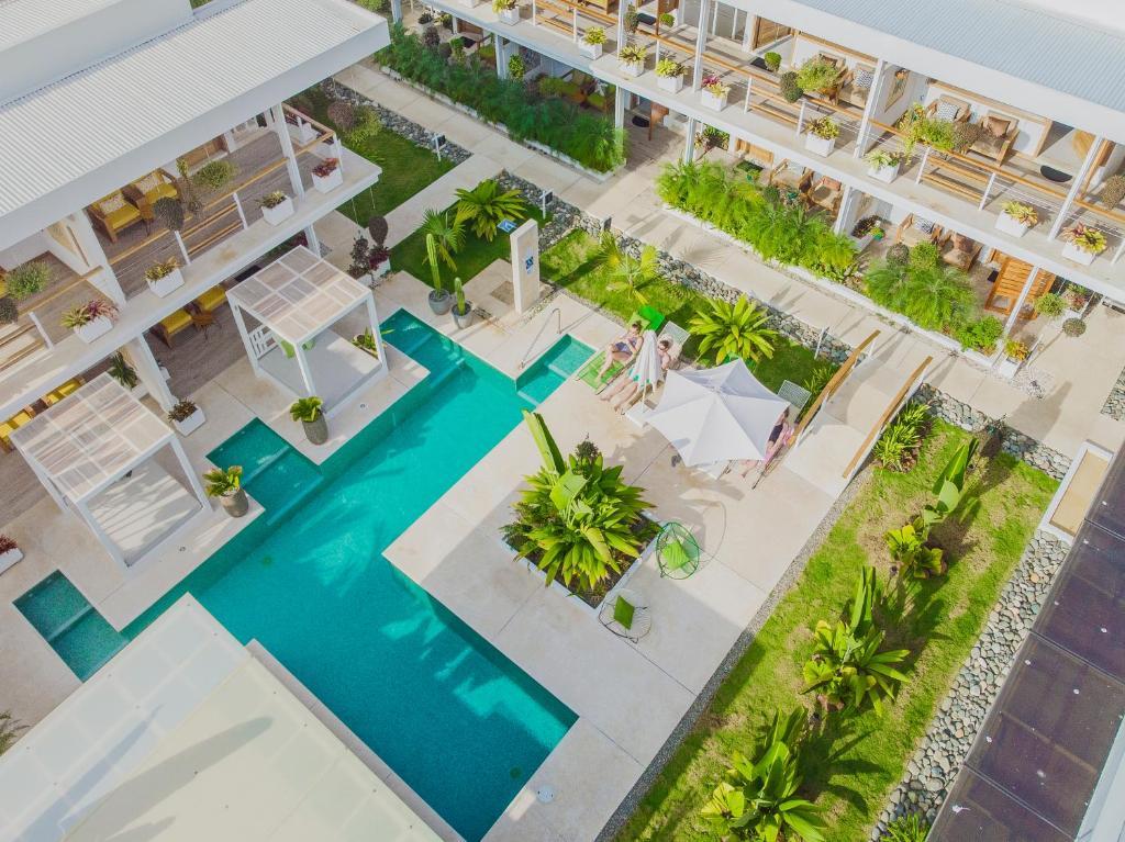 Vista de la piscina de Umami Hotel - Adults Only o alrededores