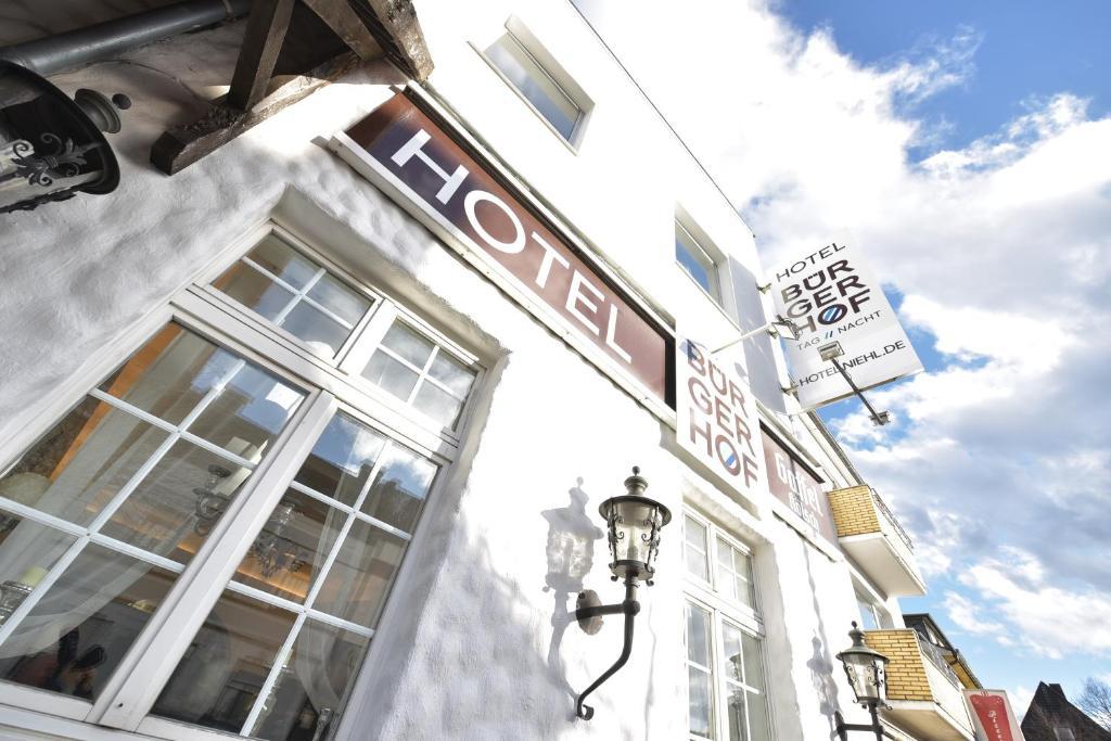 Hotel Burgerhof Cologne, Germany