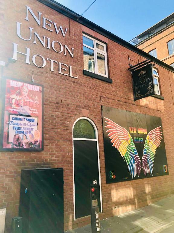 New Union - Laterooms