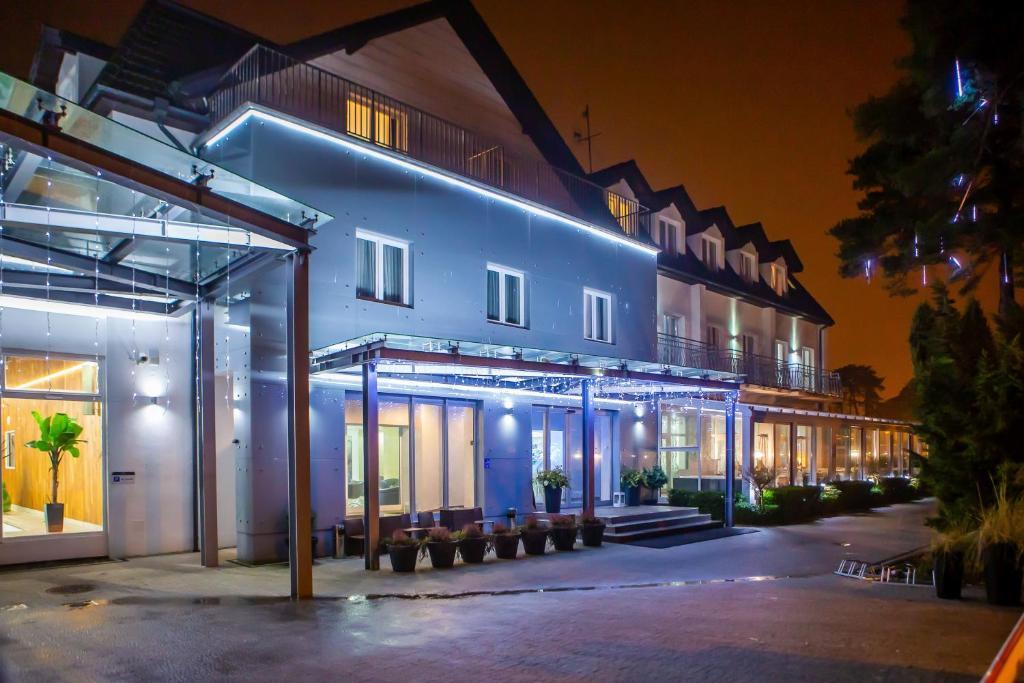 Hotel Jantar Ustka, Poland