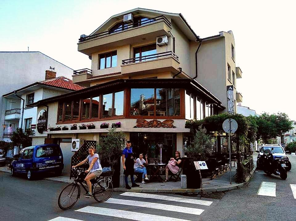 Hotel Albatros New Town Sozopol, Bulgaria