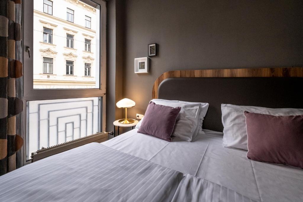 Koncept Hotel Liebelei Vienna, Austria