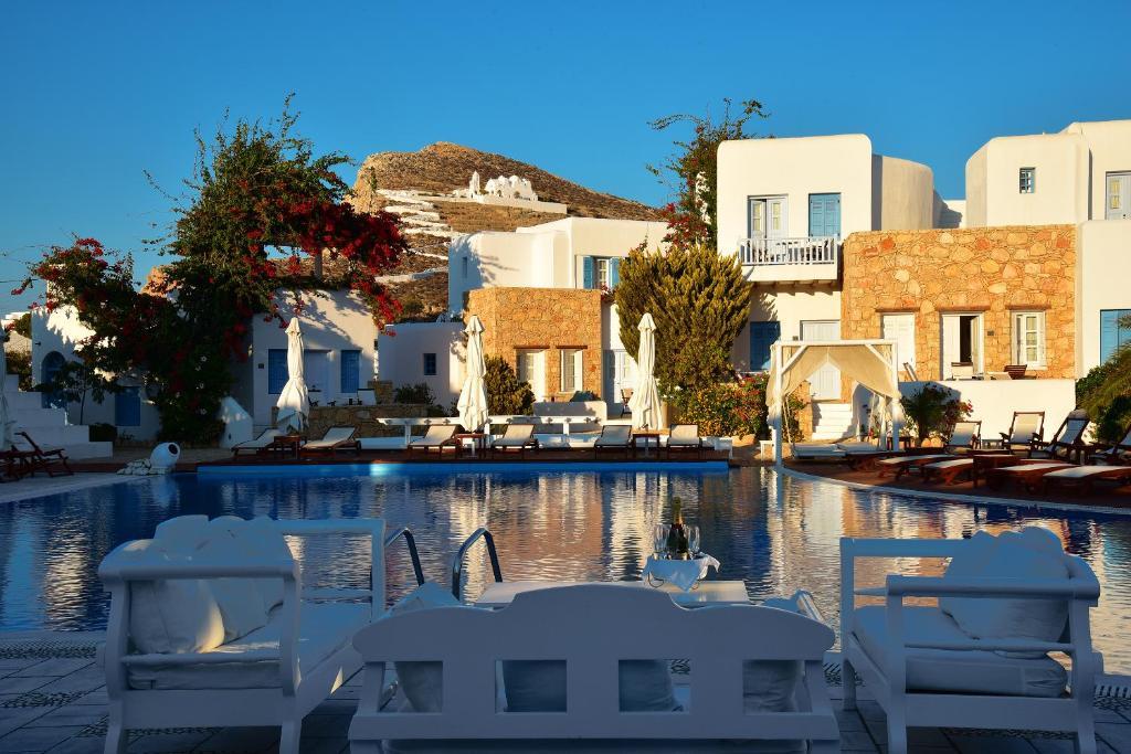 Chora Resort Hotel & Spa Chora Folegandros, Greece