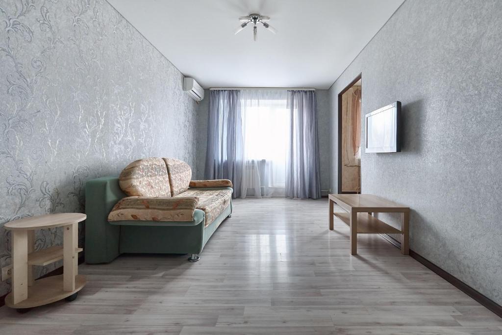 Гостиная зона в Квартира на Площади Ленина