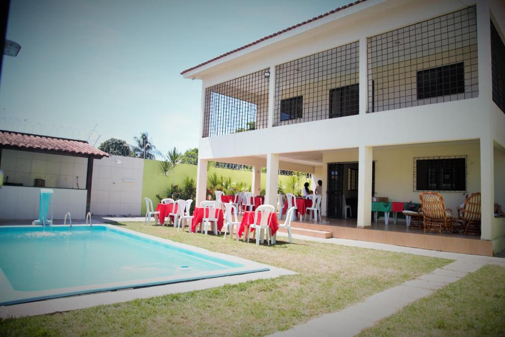 Casa Temporada em Maria Farinha