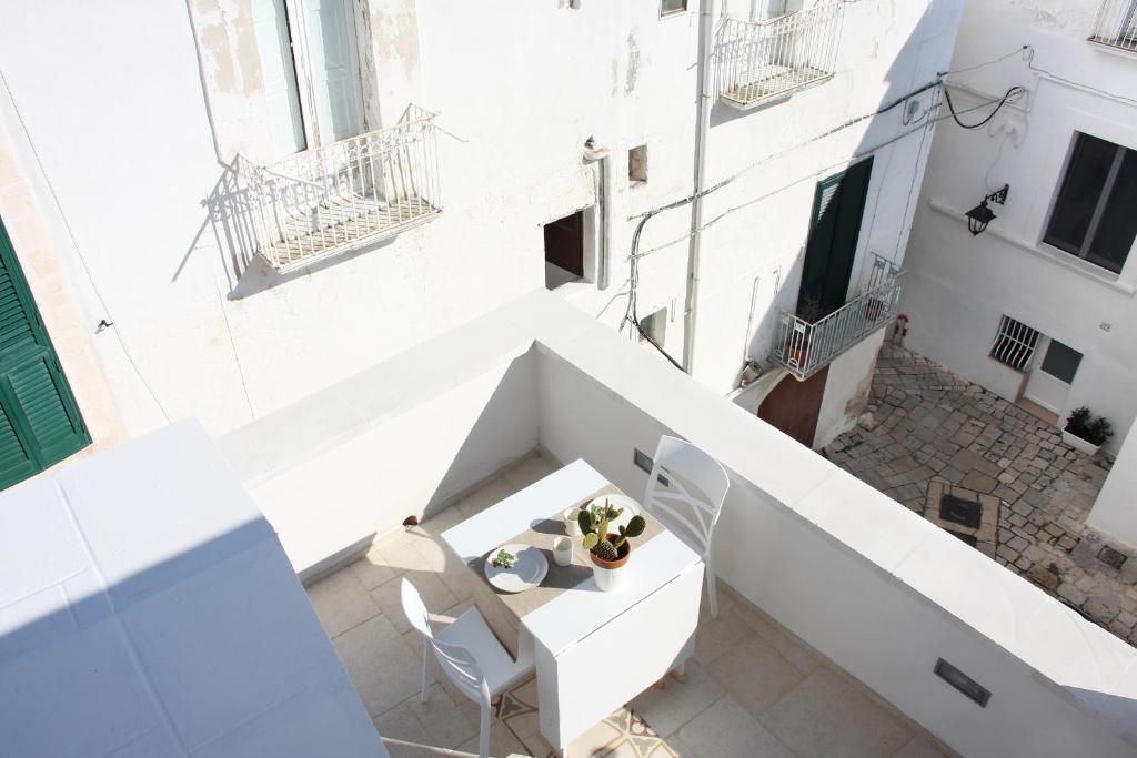 Balcone o terrazza di Casa La Torre