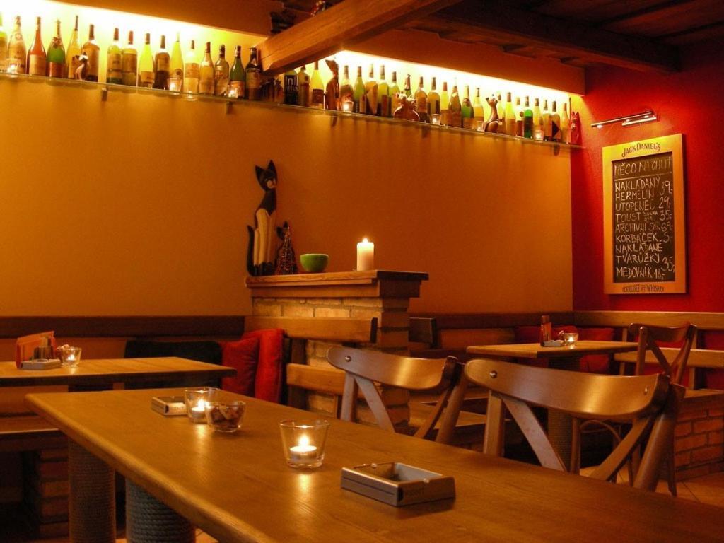 Ресторан / где поесть в Penzion U Kočky