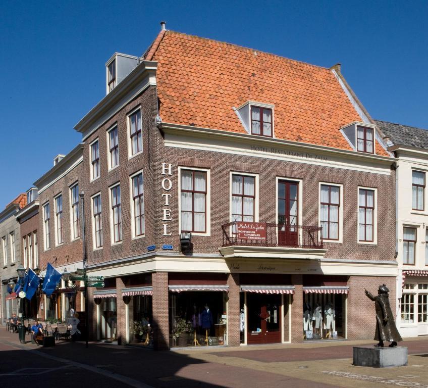 Fletcher Hotel De Zalm Brielle, Netherlands