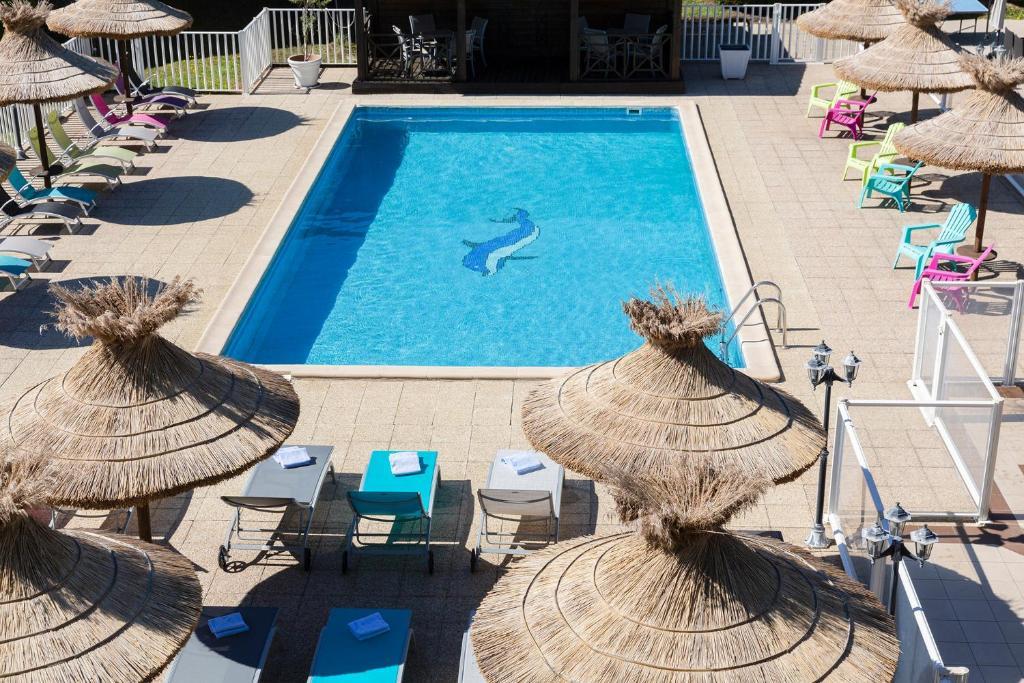 Hotel The Originals Saint-Nazaire Aquilon (ex Inter-Hotel) Saint-Nazaire, France