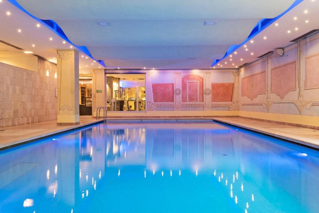 The swimming pool at or near Hotel Maggior Consiglio