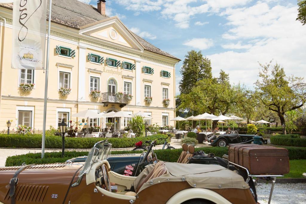 Hotel Schloss Lerchenhof Hermagor, Austria