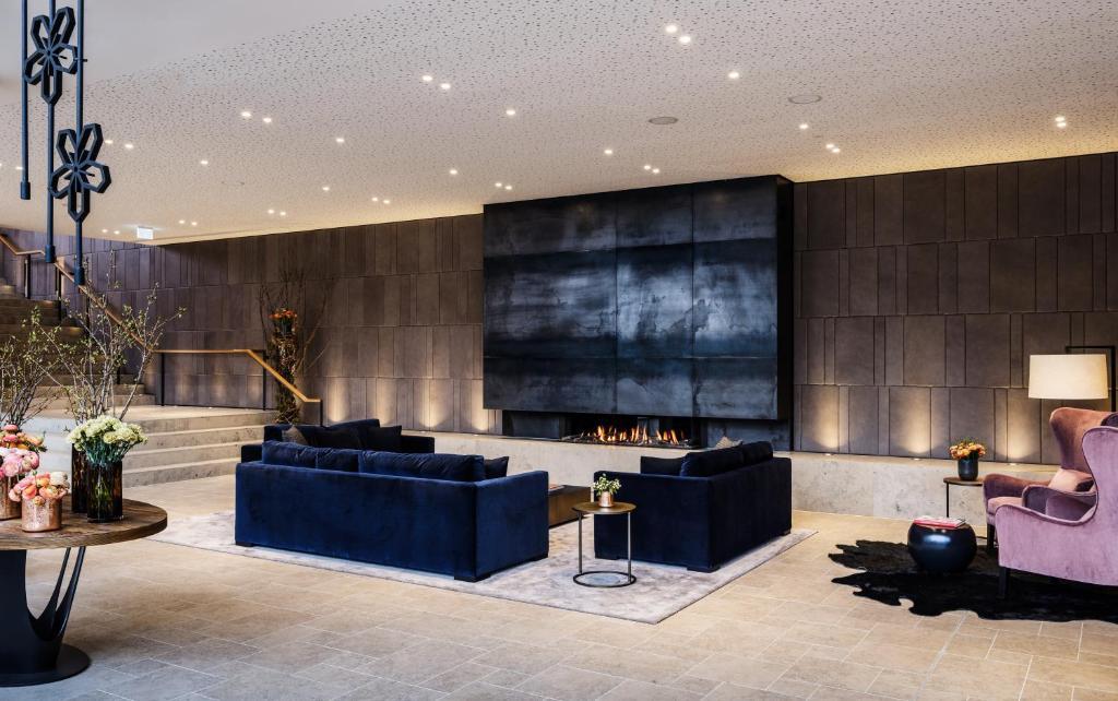 Hall ou réception de l'établissement AMERON Neuschwanstein Alpsee Resort & Spa