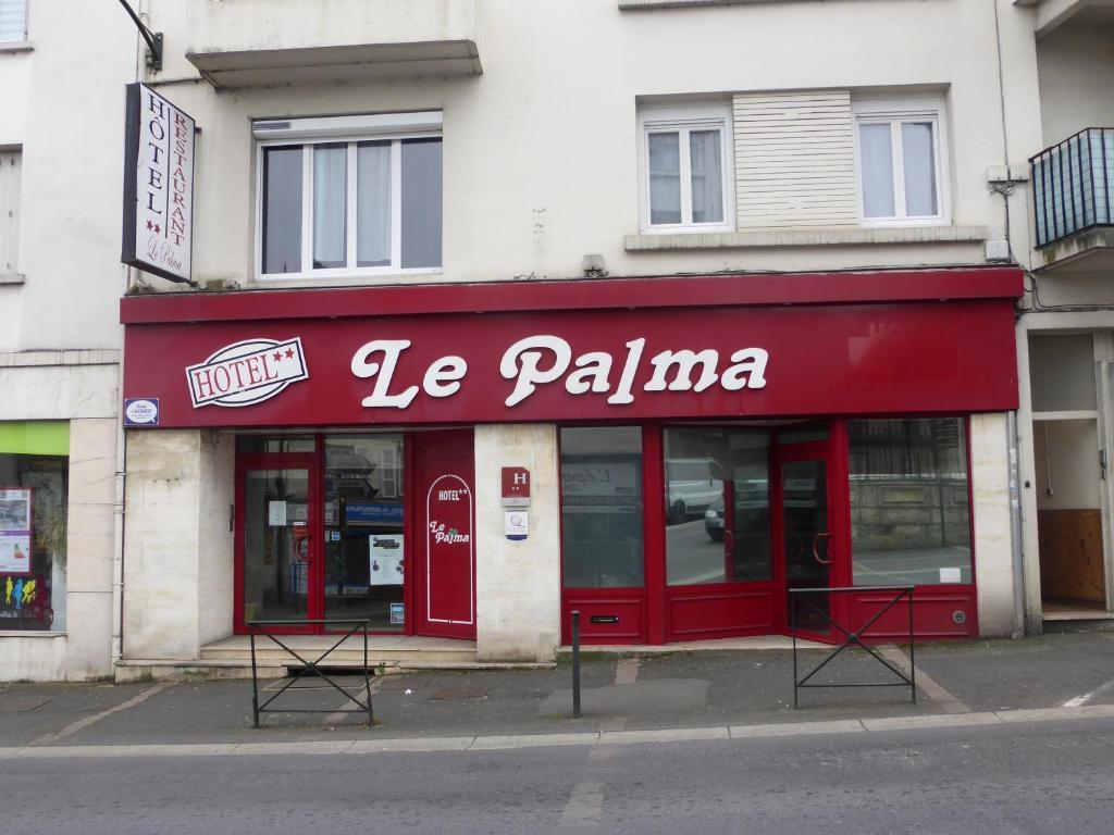Hotel Le Palma Angouleme, France