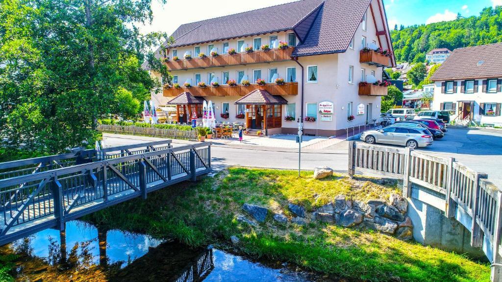 Hotel Schworer Lenzkirch, Germany