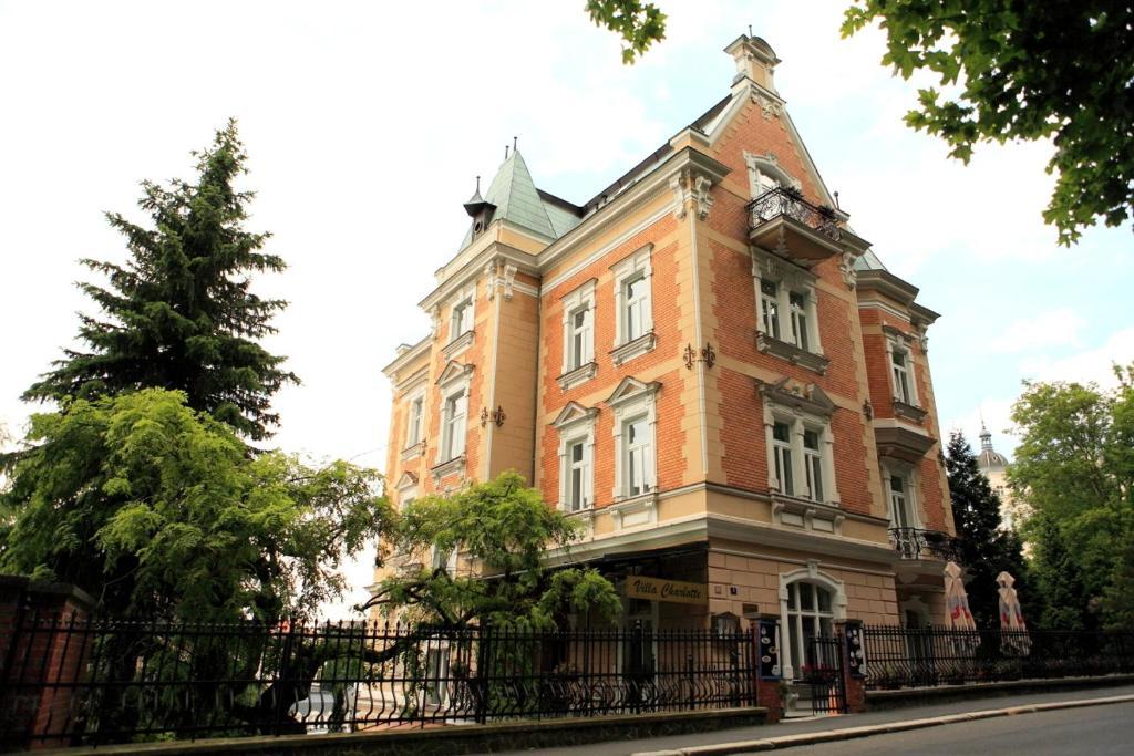 Villa Charlotte Karlovy Vary, Czech Republic