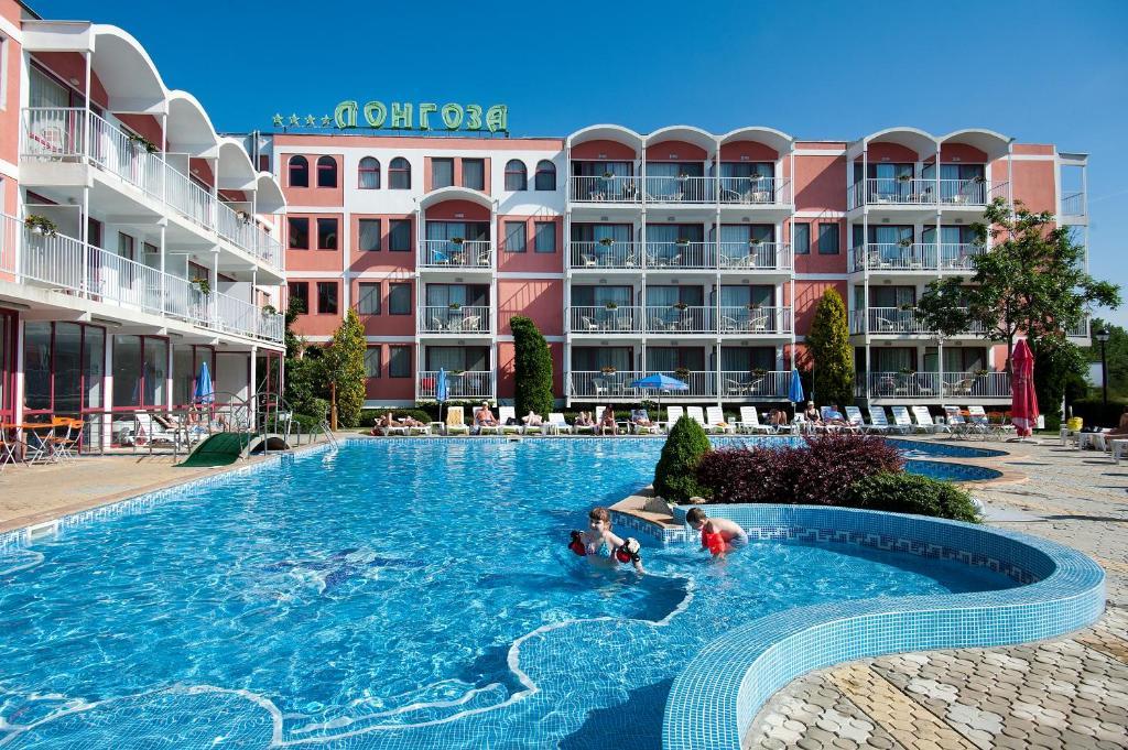 Hotel Longoza - All Inclusive Sunny Beach, Bulgaria