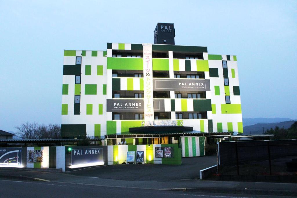 Pal Annex Nakatsu (Love Hotel)