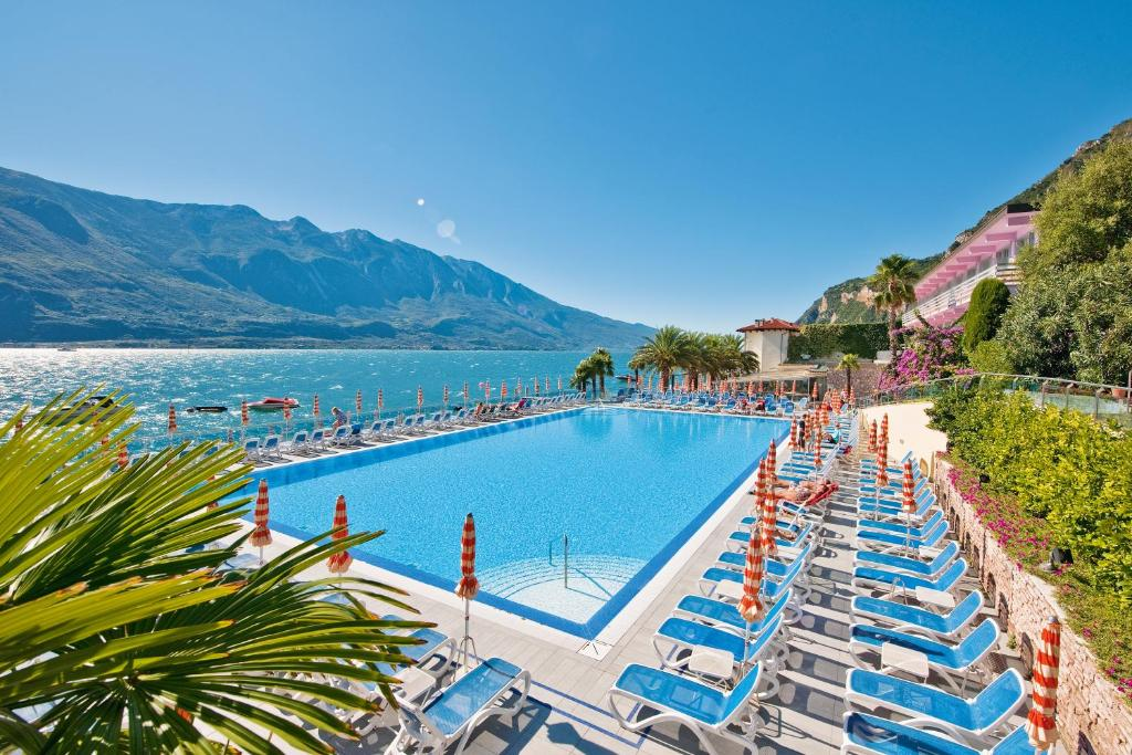 Hotel Ideal Limone sul Garda, Italy