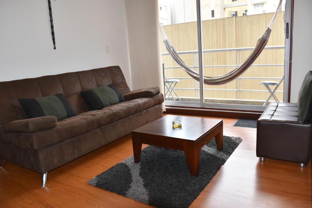 Apartamento Amoblado Bogotá Norte