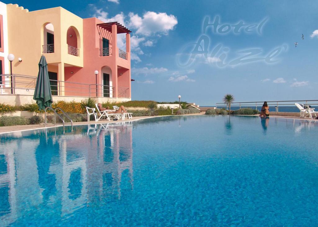 Hotel Alize Santa Cesarea Terme, Italy