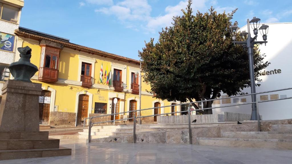 Hotel San Ignacio Plaza