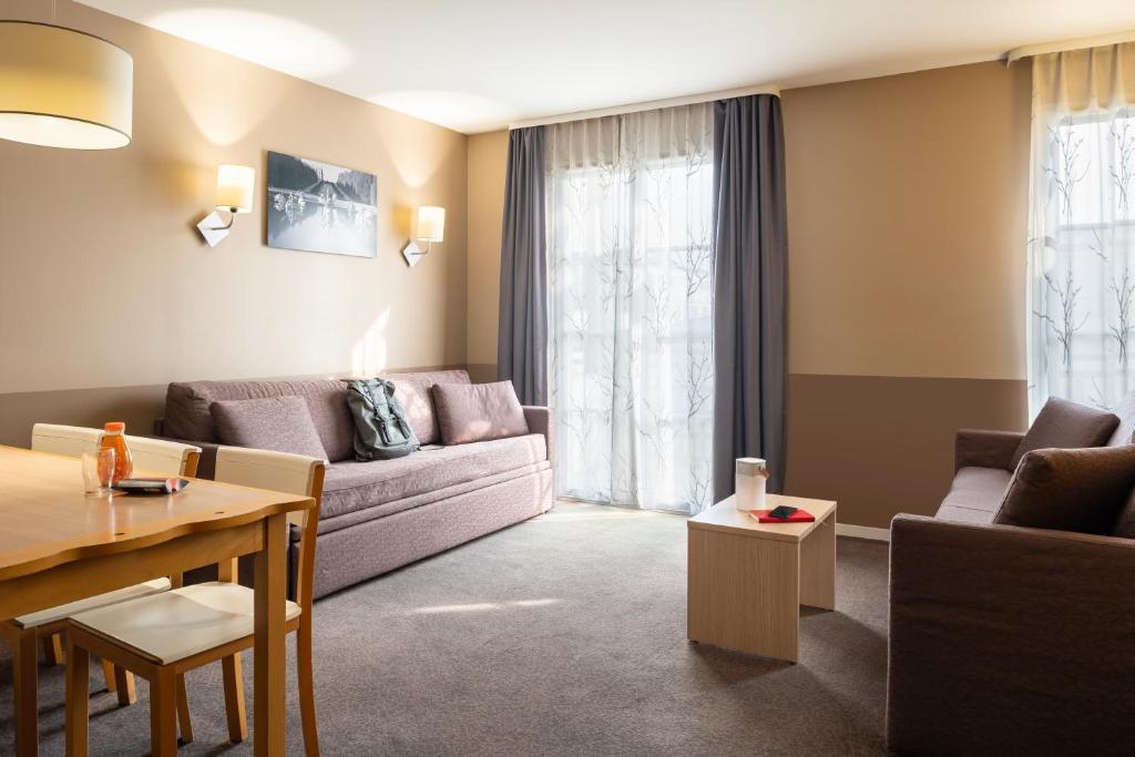 Aparthotel Adagio Marne la Vallée Val d'Europe - Laterooms