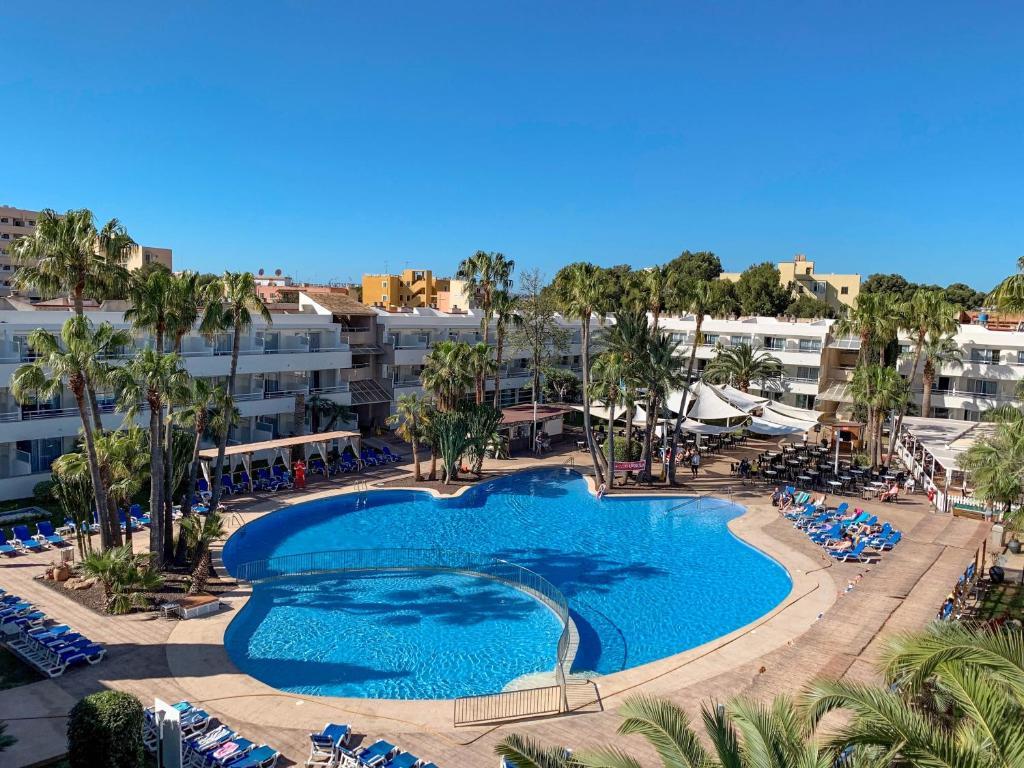Hotel Ibersol Son Caliu Mar - Laterooms