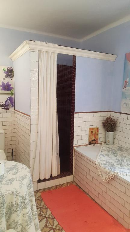 Cama o camas de una habitación en Carmen De Arnas