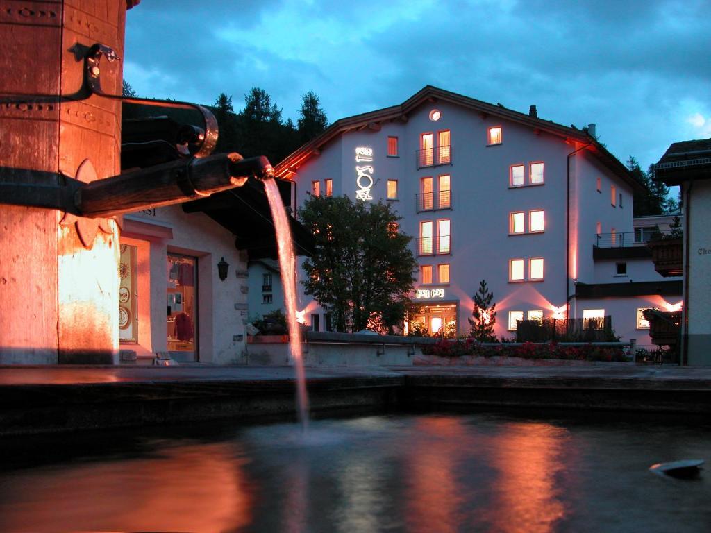 Hotel Post Sils Maria Sils Maria, Switzerland