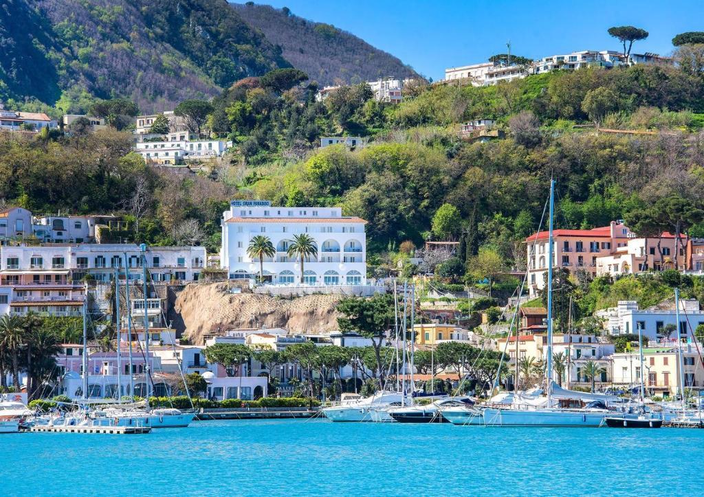 Hotel Gran Paradiso Ischia, Italy