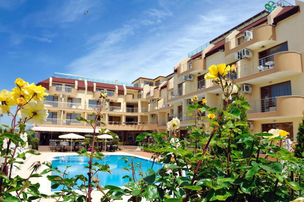 Hotel Iris Nesebar, Bulgaria