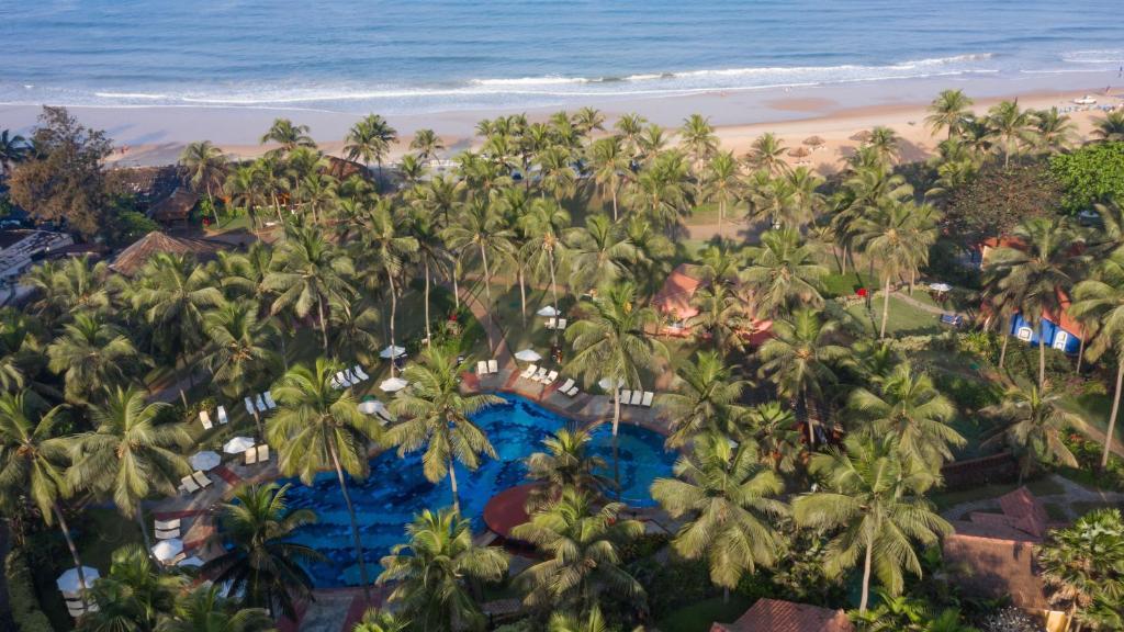 A bird's-eye view of Taj Holiday Village Resort & Spa, Goa