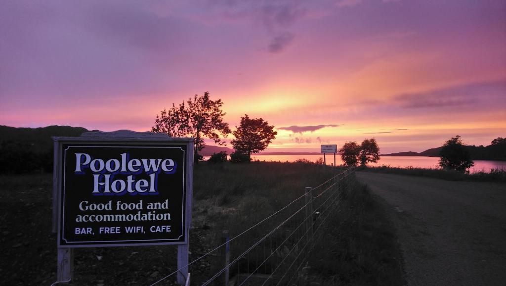 Poolewe Hotel - Laterooms