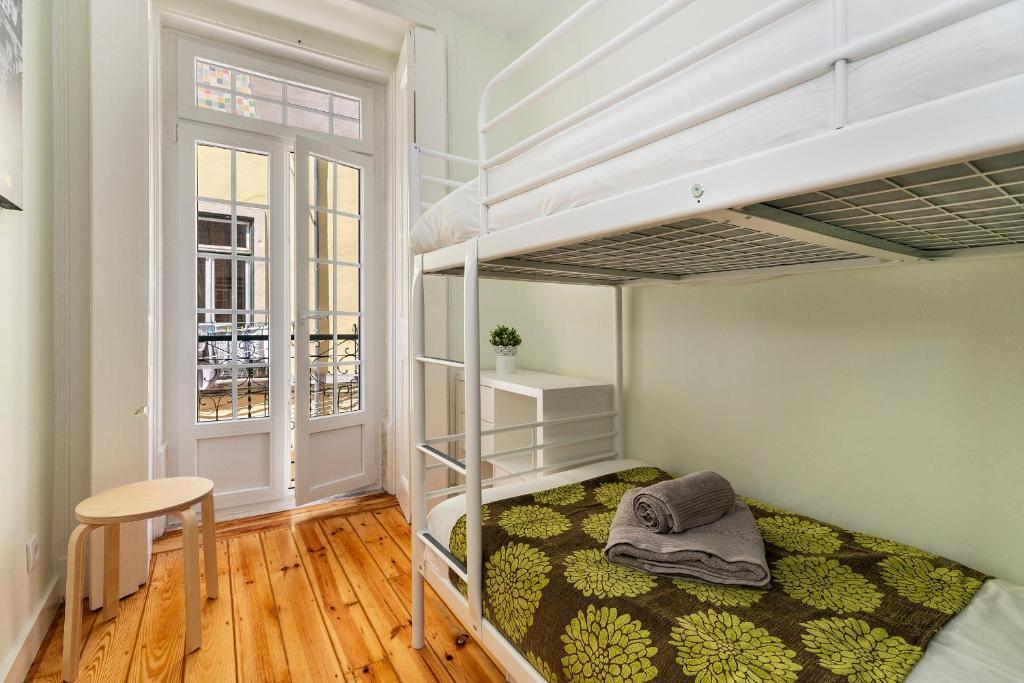 Lisbon Apartments Palacio Camoes - Laterooms