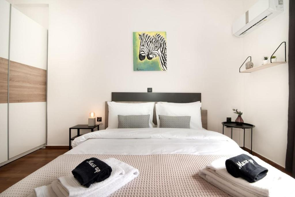 Luxury apartment in Glyfada(near metro station)C82