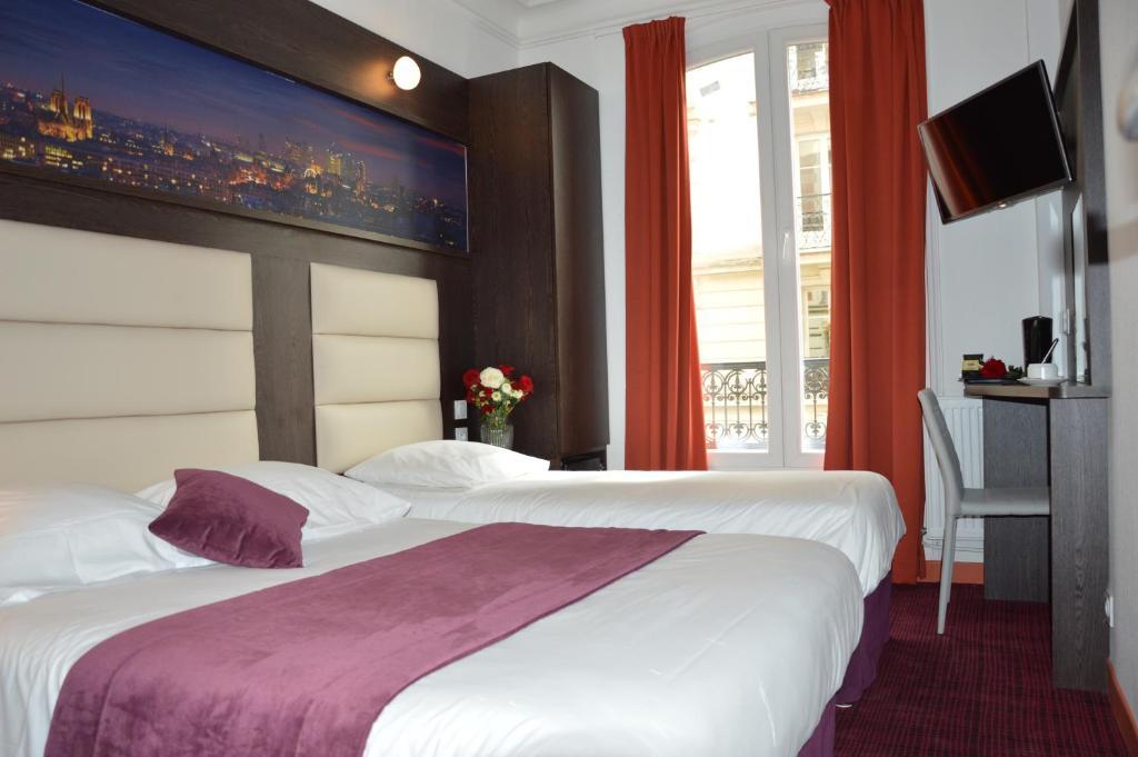 Parc Hotel Paris, France